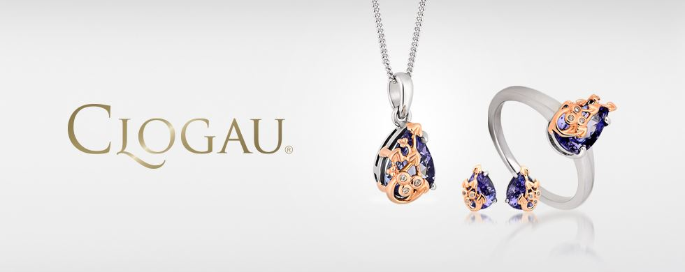 Clogau Gold dealer Jeffreys The Jewellers